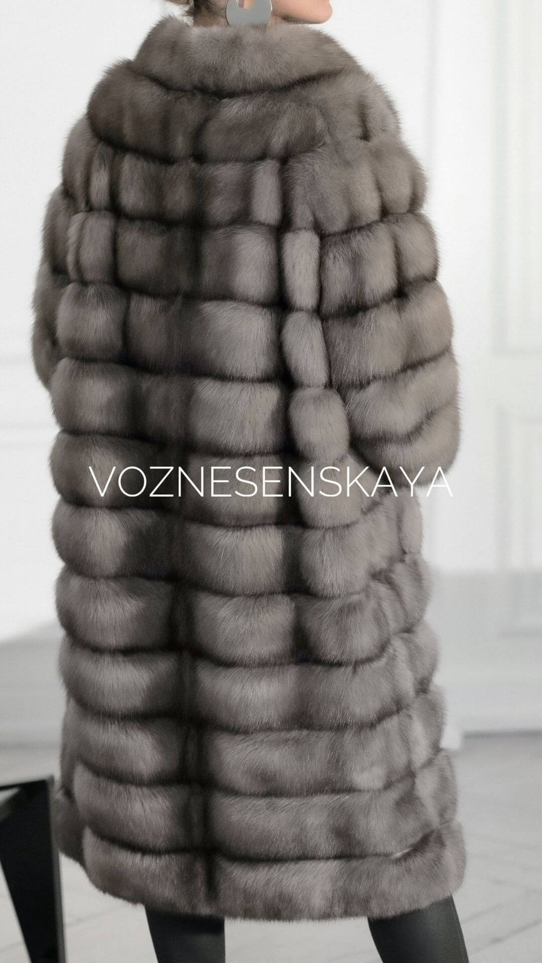 Fur dry cleaning