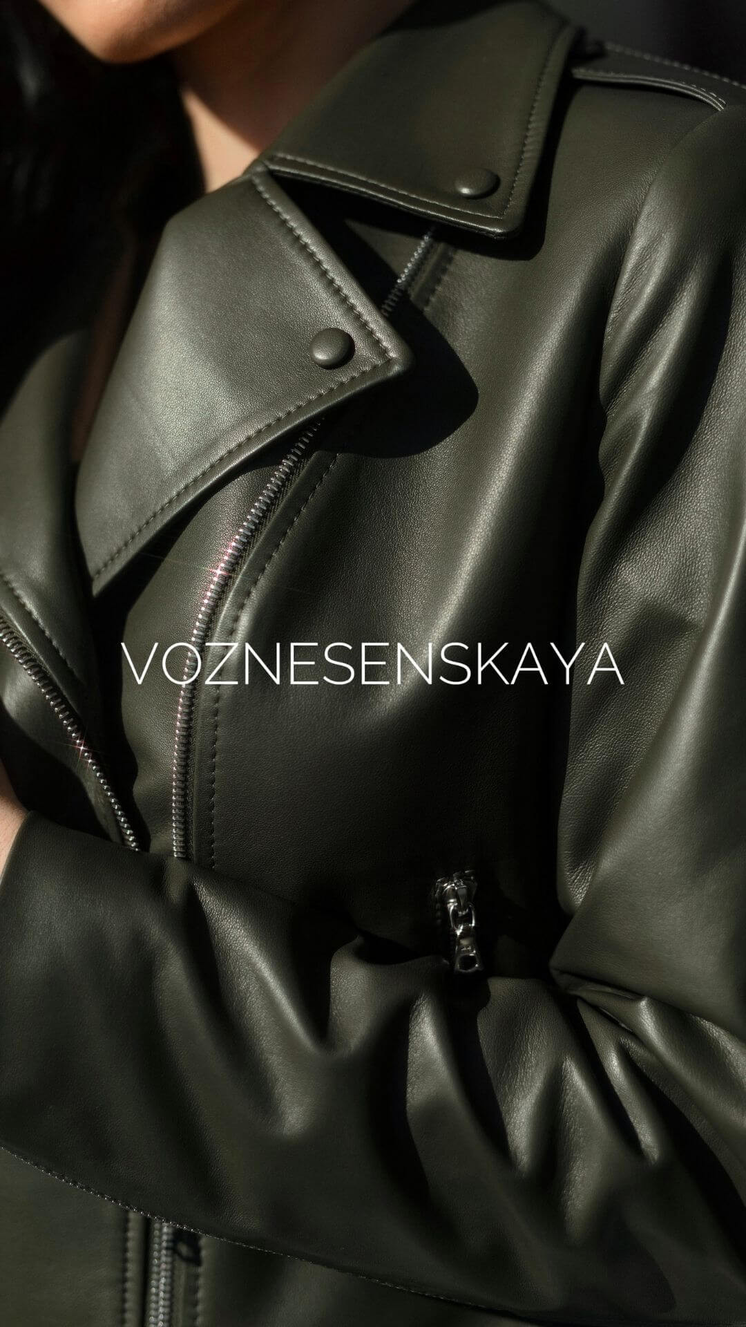Leather goods dry cleaning