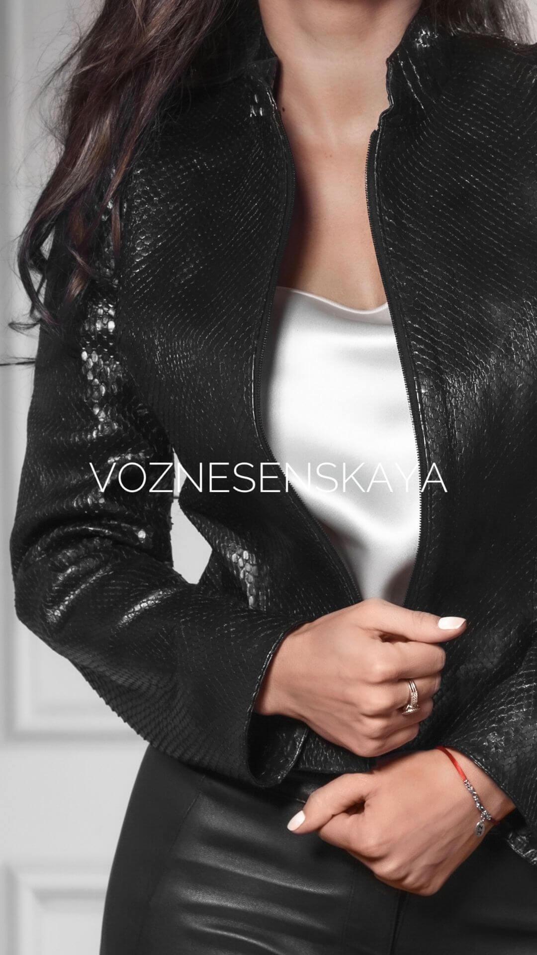 Пошив кожаных курток Киев