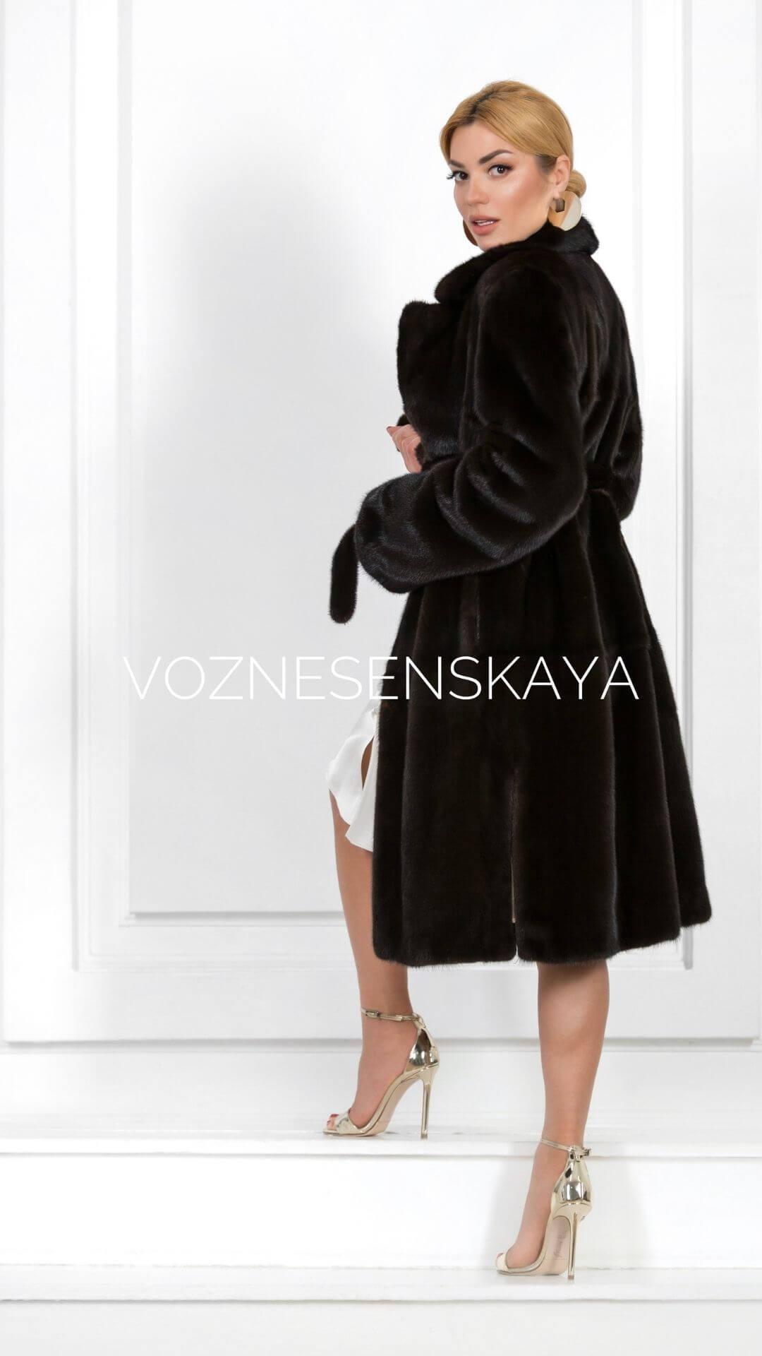 Sewing mink coats Kiev