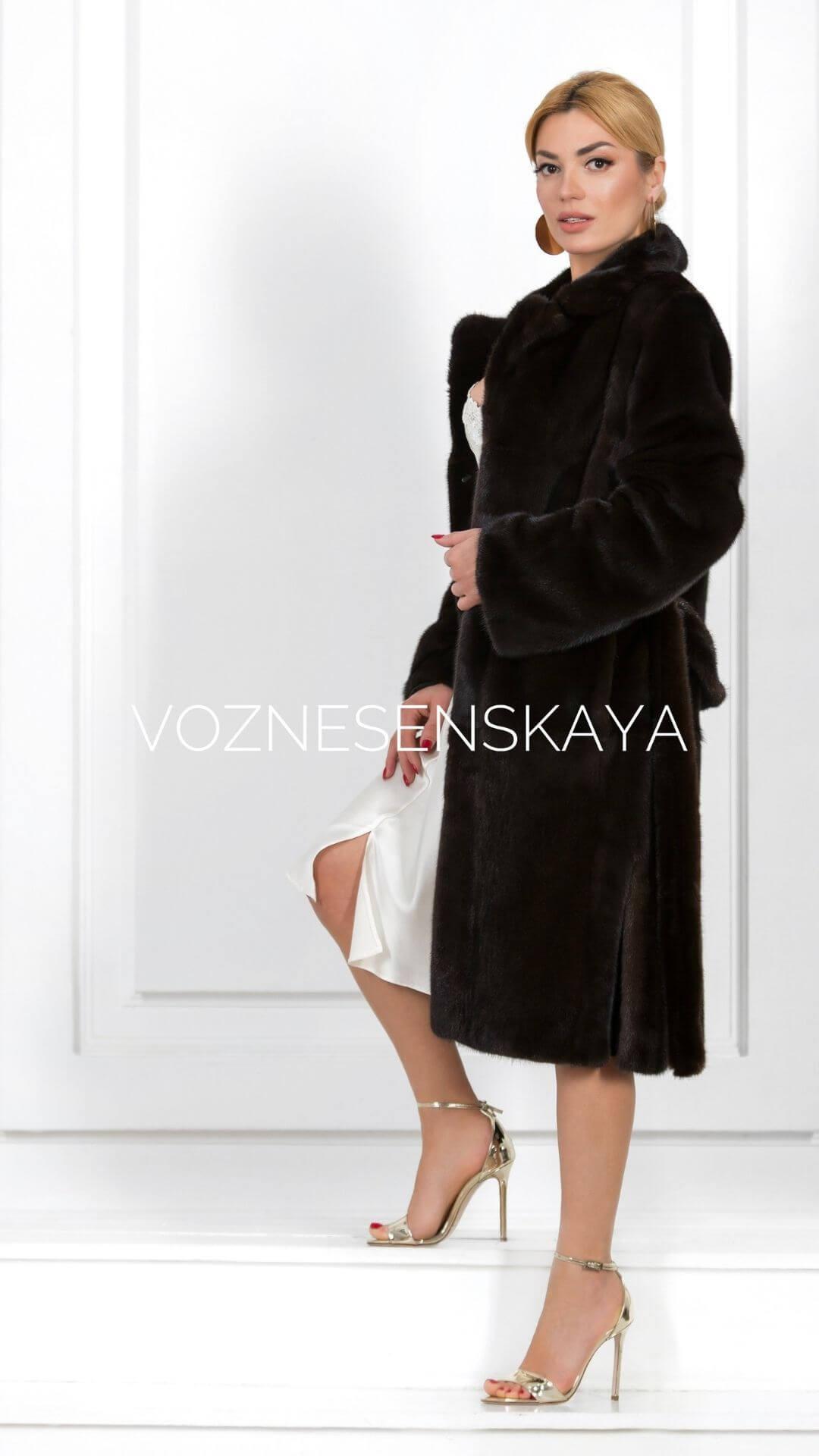 Restoration of a mink coat Kiev